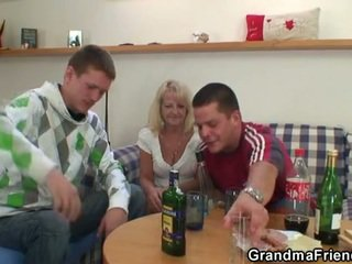quality drunk posted, hot grandma channel, you foursome