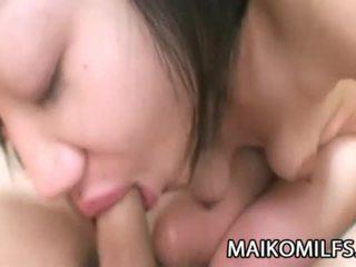 Eri Kawasaki Japanese Granny Wants Young Sex