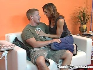 ideal hardcore sex fucking, nice ass scene, great cougar vid