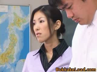 college, japanese, exotic, blowjob
