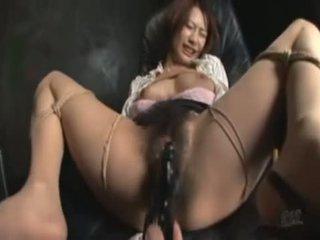 japanisch, gerade, groß dildo