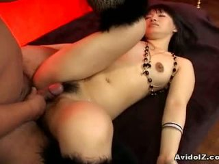 Akane ozora gets 양자 모두 의 그녀의 holes fucked1
