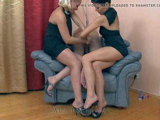 threesomes, mistress, cfnm