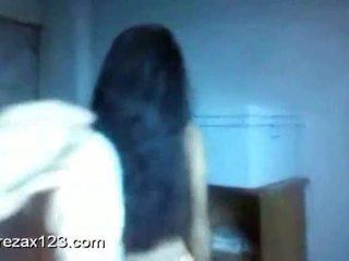 Bangladeshi besar dada gadis salma dari mirpur