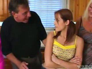 Vana samm issi seduced noor armas teismeline tütar