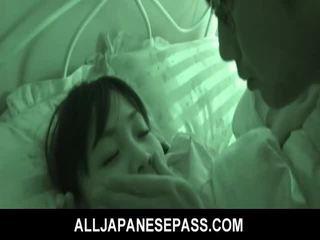 Schlafen engel hikaru momose has überraschung ficken