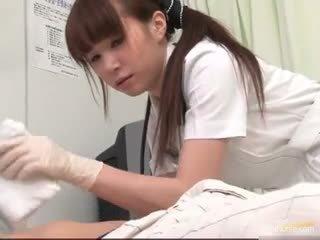 brunette, japanese, uniform