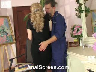 Ira en peter frisky anaal video-