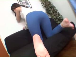 Legging porno