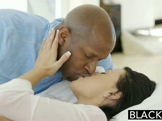 BLACKED Teen beauty tries Interracial anal sex
