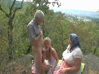 Likainen vanha pari: likainen pari porno video- 6f