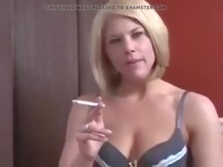 Trisha Annabelle Tell how She Love Having Sex Smoking