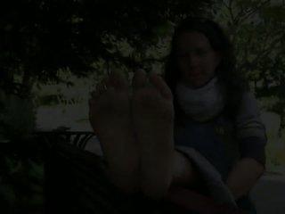 heet frans video-, babes tube, zien voet fetish tube