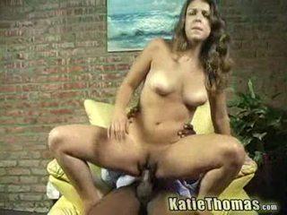 Katie gets slammed da un nero guy