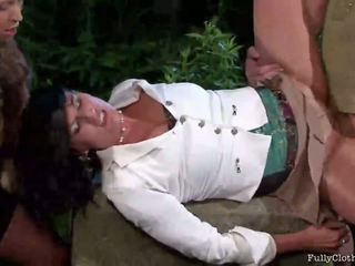 Fully Clothed Sluts Outdoor Fuck
