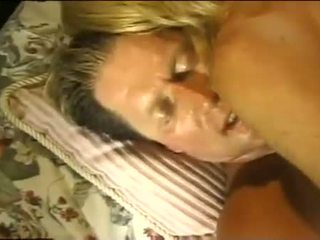 Slutty Bridgette Kerkove sucks cock hard then jams it right up sexy tight ass