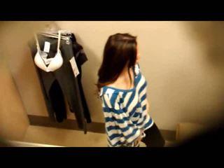 ideaal voyeur kanaal, echt spycam video-, amateur klem