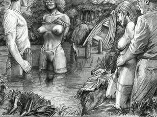 beste comics, echt drawings