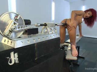 All She Wants Is To Ride Our Alien Head Sybian How Can We Say No