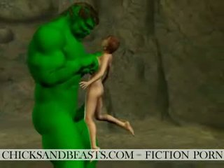 Mahluk asing fuckers. 3d sci-fi seks stories