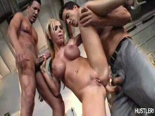 Nikki benz threesome superstar