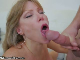 Horny Mom Gives Son-in-law a Lesson, Free Porn 8d