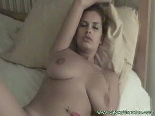 tits all, brunette, hardcore sex
