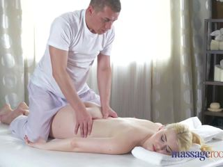 Massage Rooms Pale Skinned Beauty Takes Fat Cock: Porn 2b
