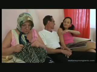 Antique Threesome
