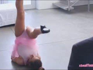 Ballerina Cutie Cassidy Klein Deepthroats And Fucked Hard