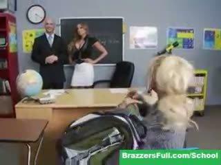 noen sexy karakter, ekte lærer, hot skole du