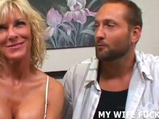 Su esposa wants a cornudo usted con un male estrella porno
