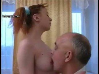 kijken dochter tube, geeft neuken