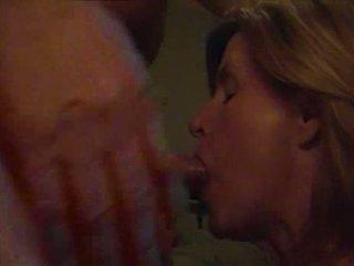 Incredible deep throat
