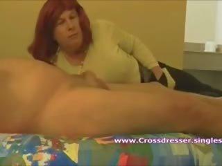 Cross Dress Cock (5)