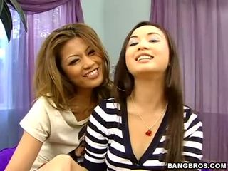 Charmane Star and Tia Tanaka