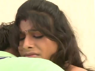 Hot Indian Aunty Getting Foreplay With Her Hubby&#