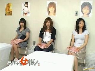 japanse, plezier bizzare kanaal, alle aziatische meisjes gepost