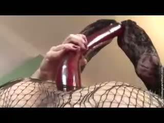 hq pornozvezde, glejte hlačne nogavice kakovost