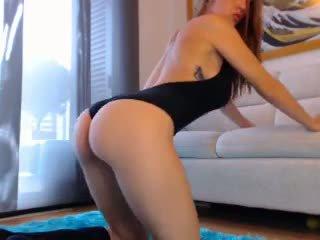 Sexy ryšavý webkamera dívka s velký ňadra 3: volný porno cb
