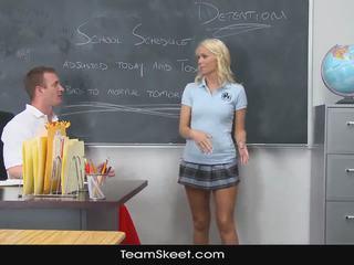 hardcore sex, pussy drilling, fuck, classroom