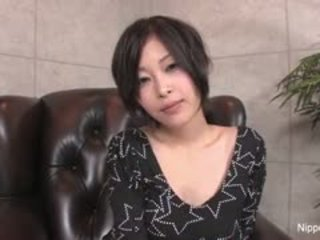 Busty Japanese Teen Plays With Her Pussy Until She Squirts
