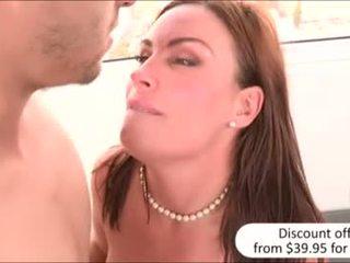 brunetka, seks oralny, najgorętsze wiek dojrzewania pełny