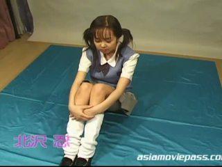 giapponese ideale, studentesse nominale, ideale bukkake guarda