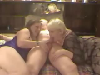 great milfs scene, threesome, all amateur threesome vid