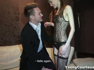 Young Courtesans - Money spent on great sex