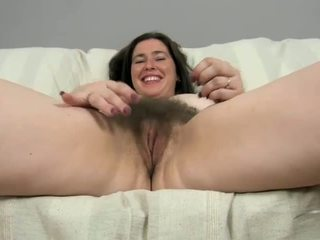 Great Hairy Outer Lips, Free Mature Porn Video 85