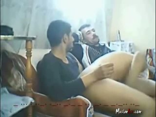 Trio sex video from egypt