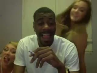 threesomes, hq interracial action, amateur