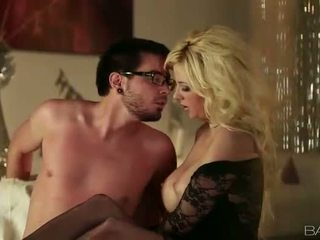 Big tits Courtney Taylor deeply drilled
